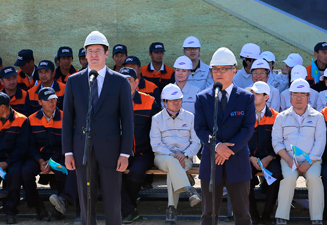 Groundbreaking Ceremony for the Balkhash Thermal Power Plant