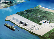 Won Mexico LNG Terminal BOO project