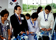 Groundbreaking for Calamba International Industrial Complex in Philippines