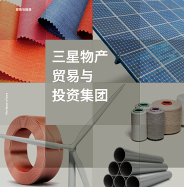 Samsung C&T Trading & Investment Group Chinese brochure