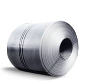 picture of rolled steel